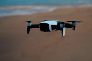 Are Chinese drones spying