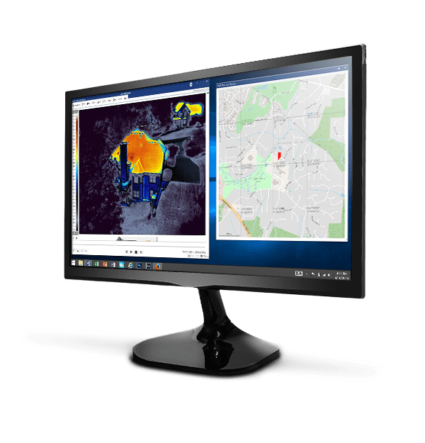 flir thermal studio - new software for drone pilots and thermographers