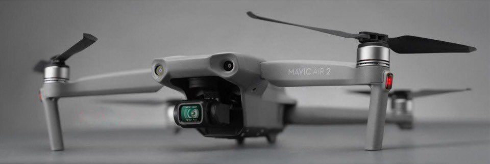 DJI Mavic Air 2 leaked image front