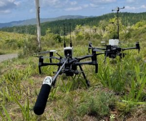 Radio para drones