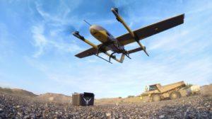 Entrega de drones de carga Volansi