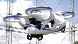 urban air mobility Japan