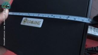 eachine-lcd5802d-length