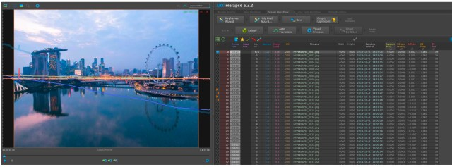 Video showing how to edit hyperlapse videos on  drone photography bible