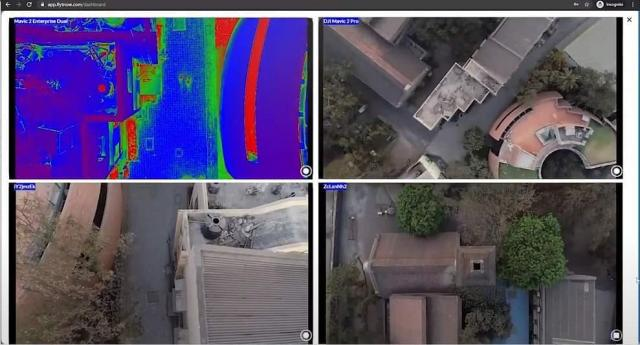 Image from the drone photography bible article titled How To Conduct Roof Inspections Remotely With Drones Using FlytNow