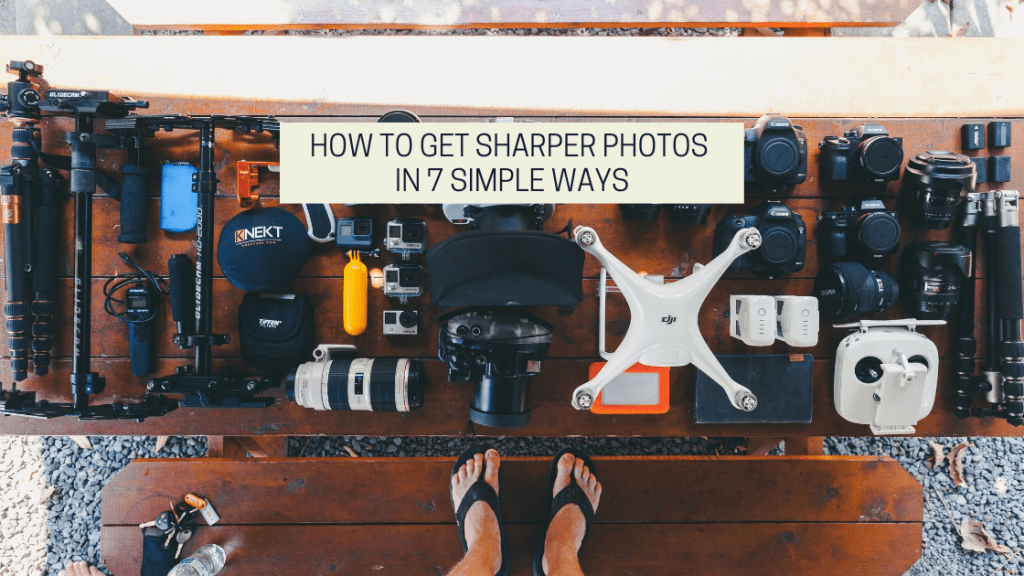 Featured image from the drone photography bible article How To Get Sharper Photos In 7 Simple Ways