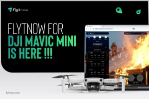 Drone photography bibile articleFlytNow Adds Support for DJI MAVIC MINI to Enable First Responders & Aerial Security Operations