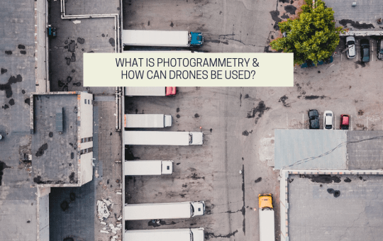 What Is Photogrammetry & How Can Drones Be Used?