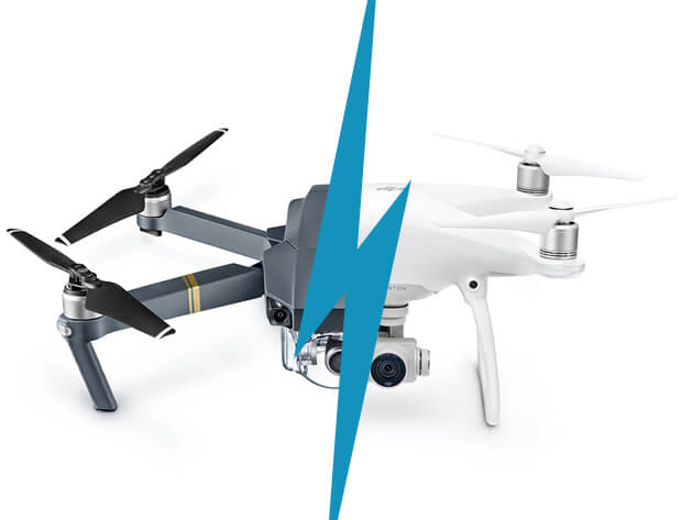 GIVEAWAY: Win a Phantom 4 or Mavic Pro