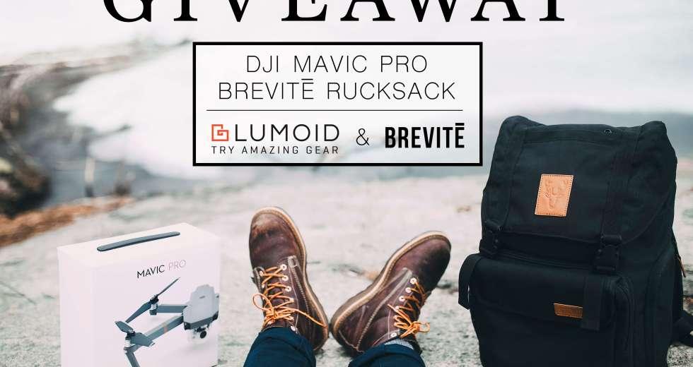 Lumoid Mavic Pro Contest – 4 Days Remaining
