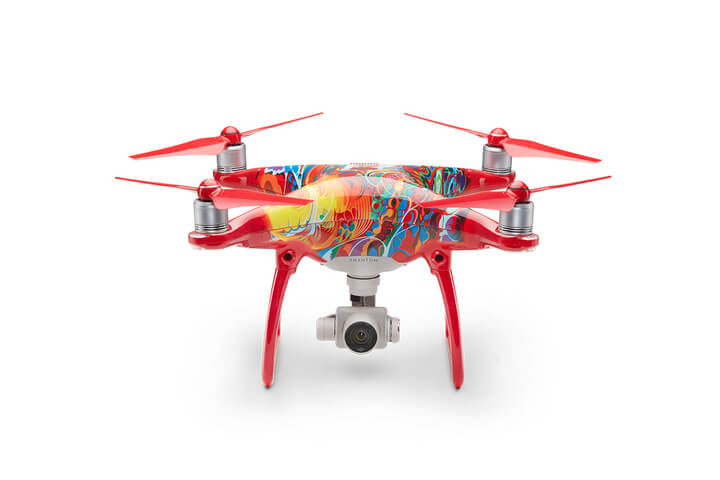 GEAR: DJI Phantom 4 Chinese New Year Edition