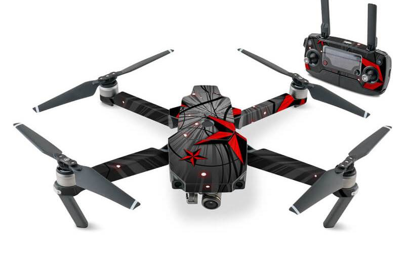 GEAR: Custom Skins Now Available For Your DJI Mavic Pro