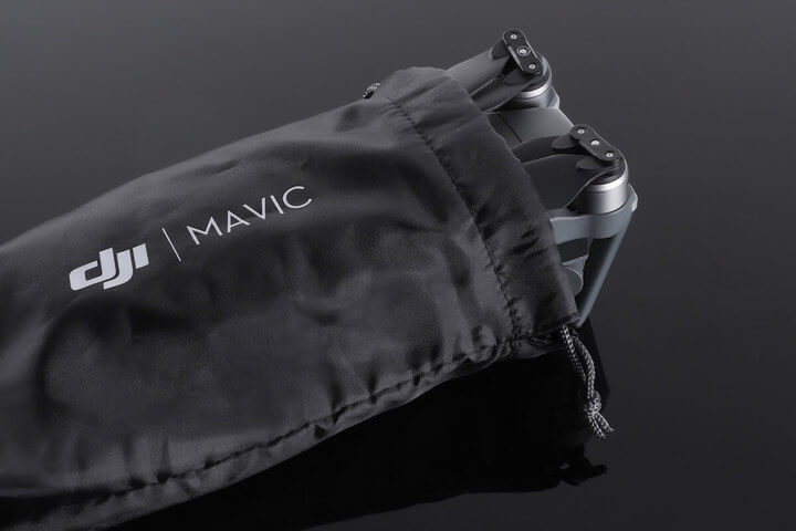 DJI Releases 'Aircraft Sleeve' Accessory for Mavic Pro Drone