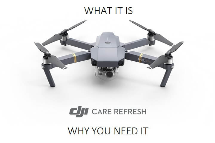 What You Need To Know About DJI Care Refresh
