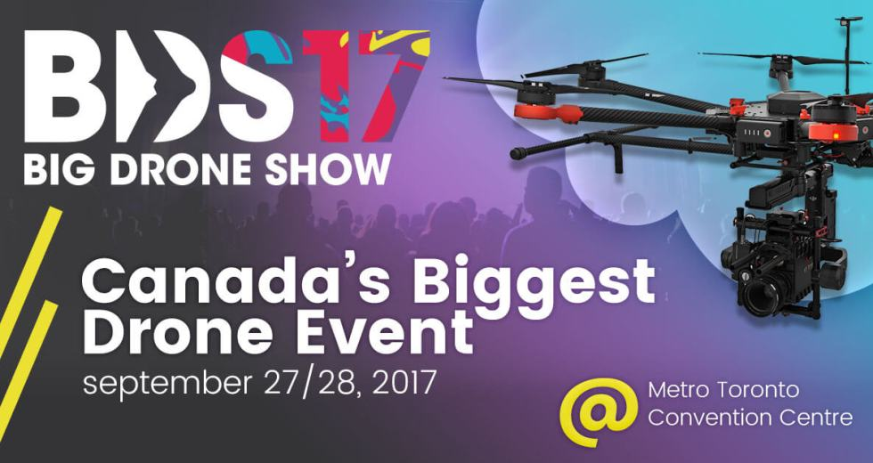 Big Drone Show: DJI M200 In Person, Plus The Secret Wave