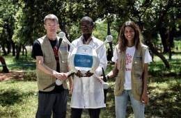 Unicef Drohne in Afrika
