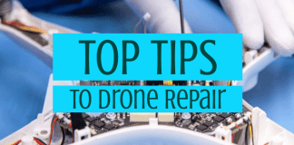 Top Tips To Drone Repair