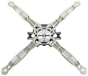 rhino-x-titanium-aluminum-quadcopter-frame