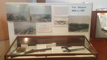 Fort Morgan Historic Park