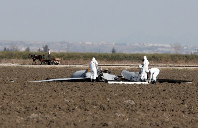 Accidents Will Happen: A dataset of military drone crashes – Drone