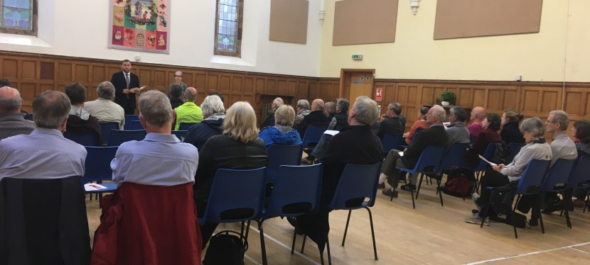 Take Action: Organise a local meeting
