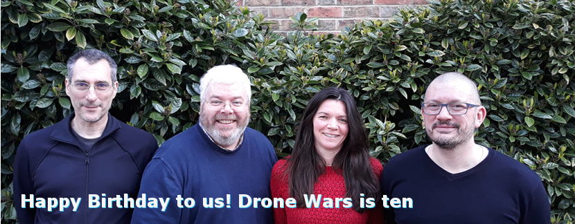 Drone Wars at Ten #2: A decade of challenging drone secrecy