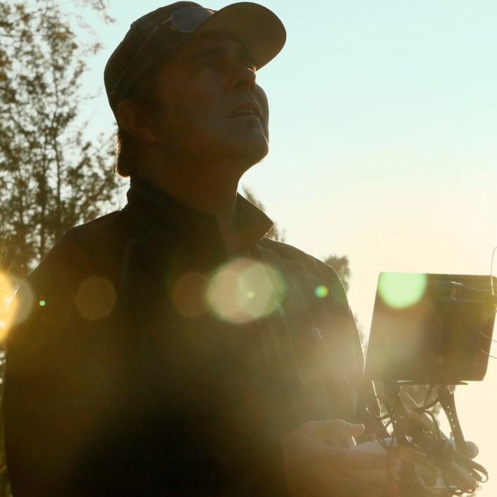 Drew Cobb Dronewrx head pilot
