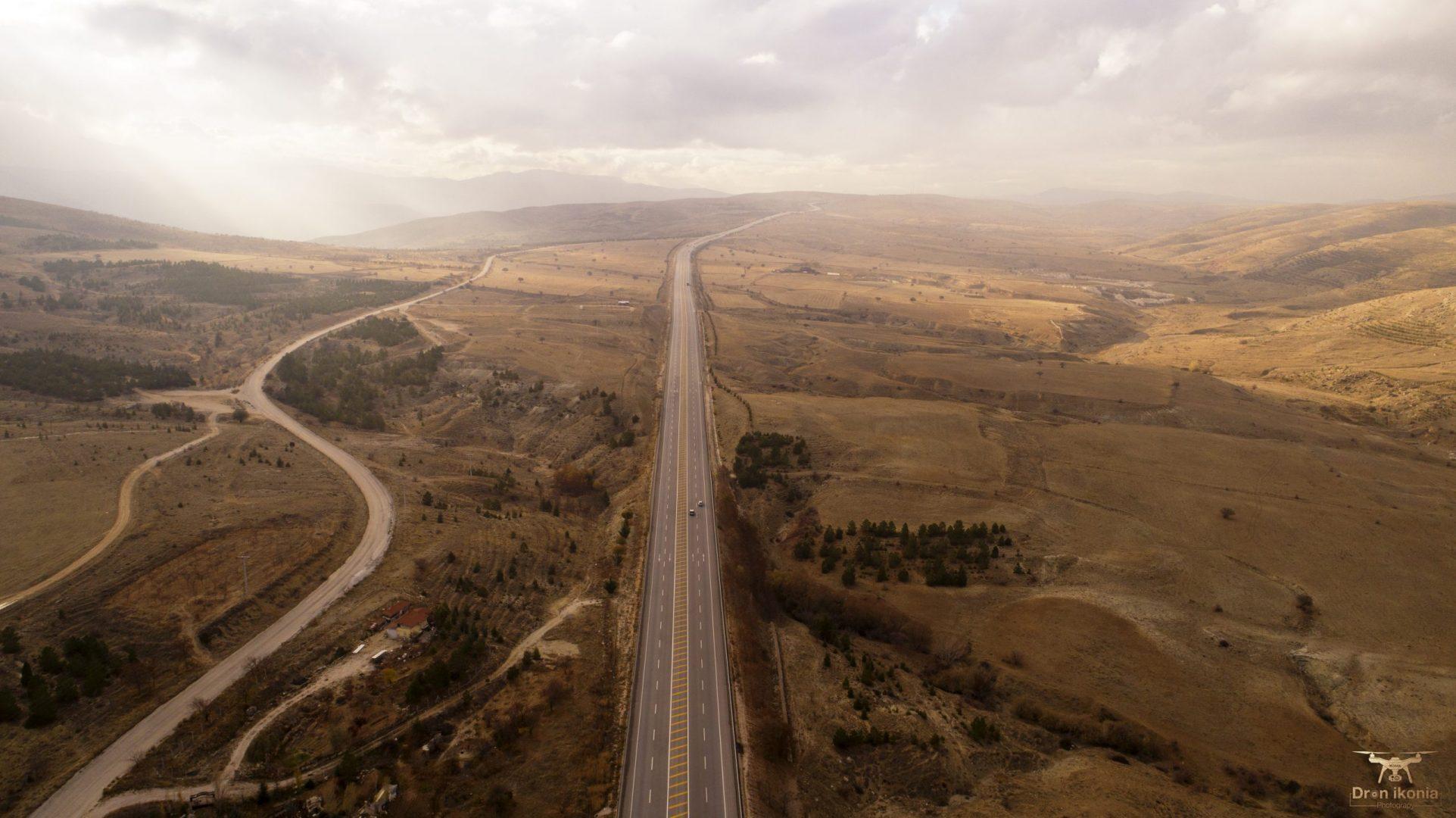 Drone ile Arazi – Tarla çekimi