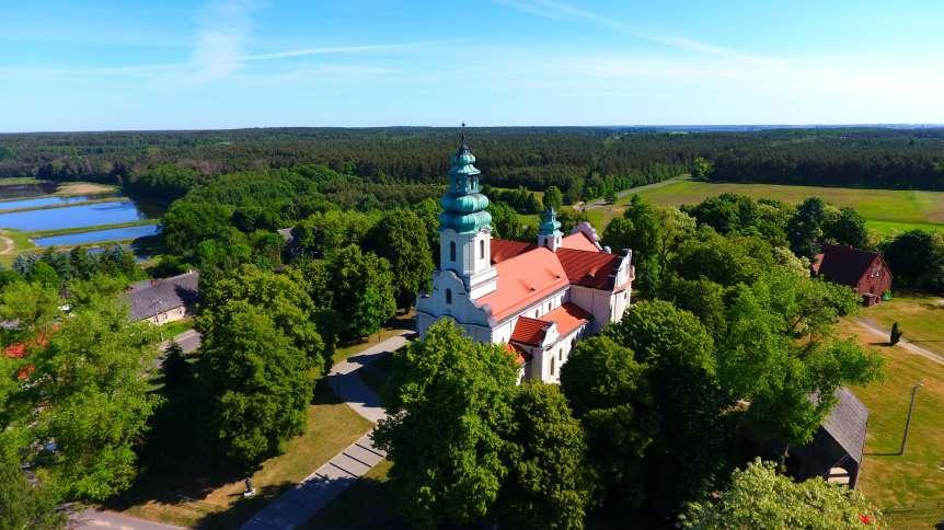 Sanktuarium Dabrowka Koscielna