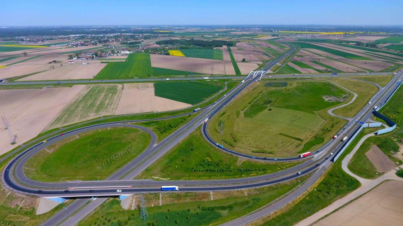 autostrada Komorniki