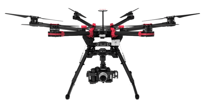 dron dji spreadwings s900