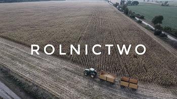 usluga rolnicze z drona