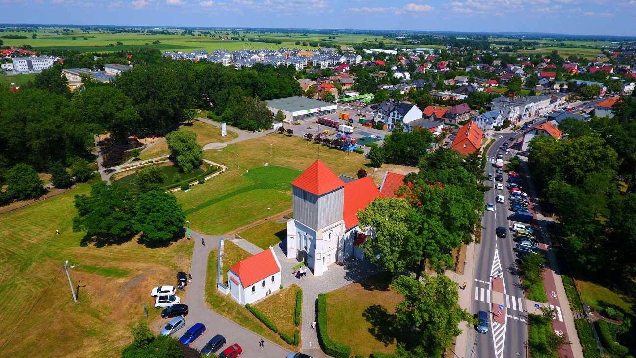 Kosciol Tarnowo Podgorne