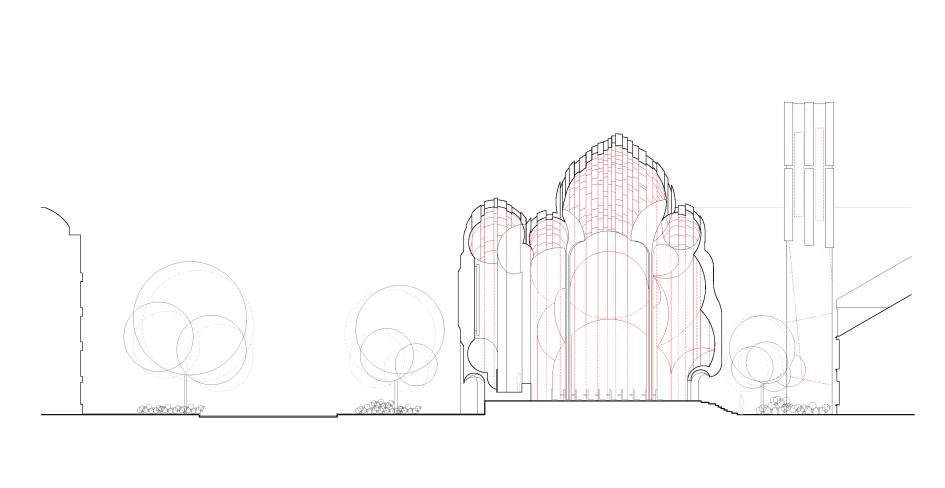 DROO - Da Costa Mahindroo Architects