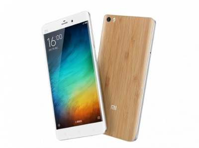 Xiaomi Mi Note Natural Bamboo Edition