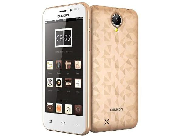 Celkon Millennia Q450 price specifications features