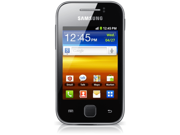 Samsung Galaxy Y Price in India Specifications