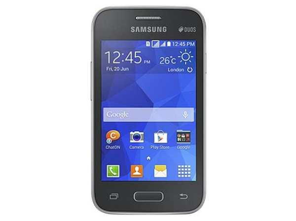 Samsung Galaxy Star 2 Price in India, Specifications ...