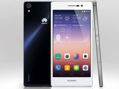 Huawei Ascend P7 Sapphire Edition