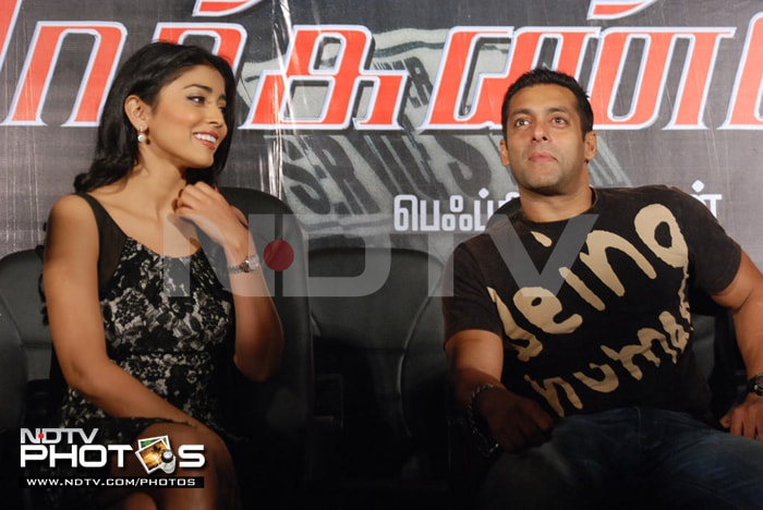 Salman at Markandeyan audio launch