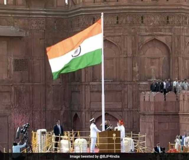 See Pictures Photo Gallery India Celebrates Its 72nd Independence Day Today The Day Will Be Marked By Celebrations All Over The Country And Pm