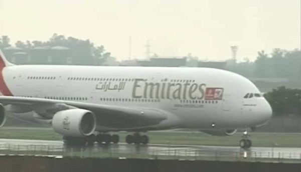 World's largest passenger plane A380 lands at Delhi's T3