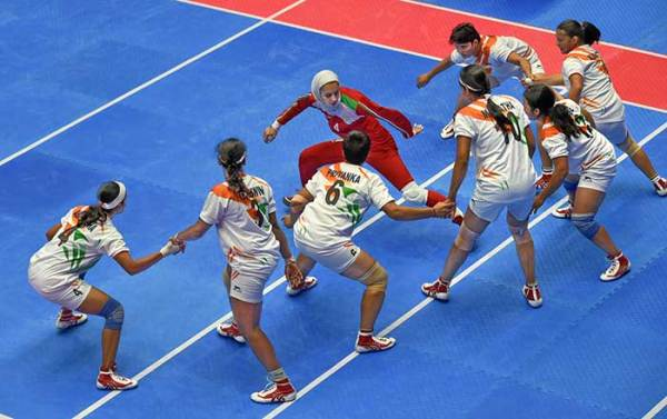 Asian Games Day 14: Twin Golds in Kabaddi Push India to ...