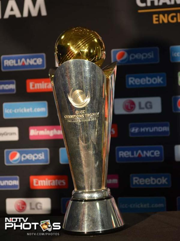 ICC Champions Trophy: India, England all geared up for ...