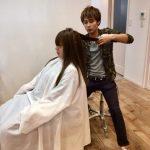 初めての美容室で髪がスカスカに・・・