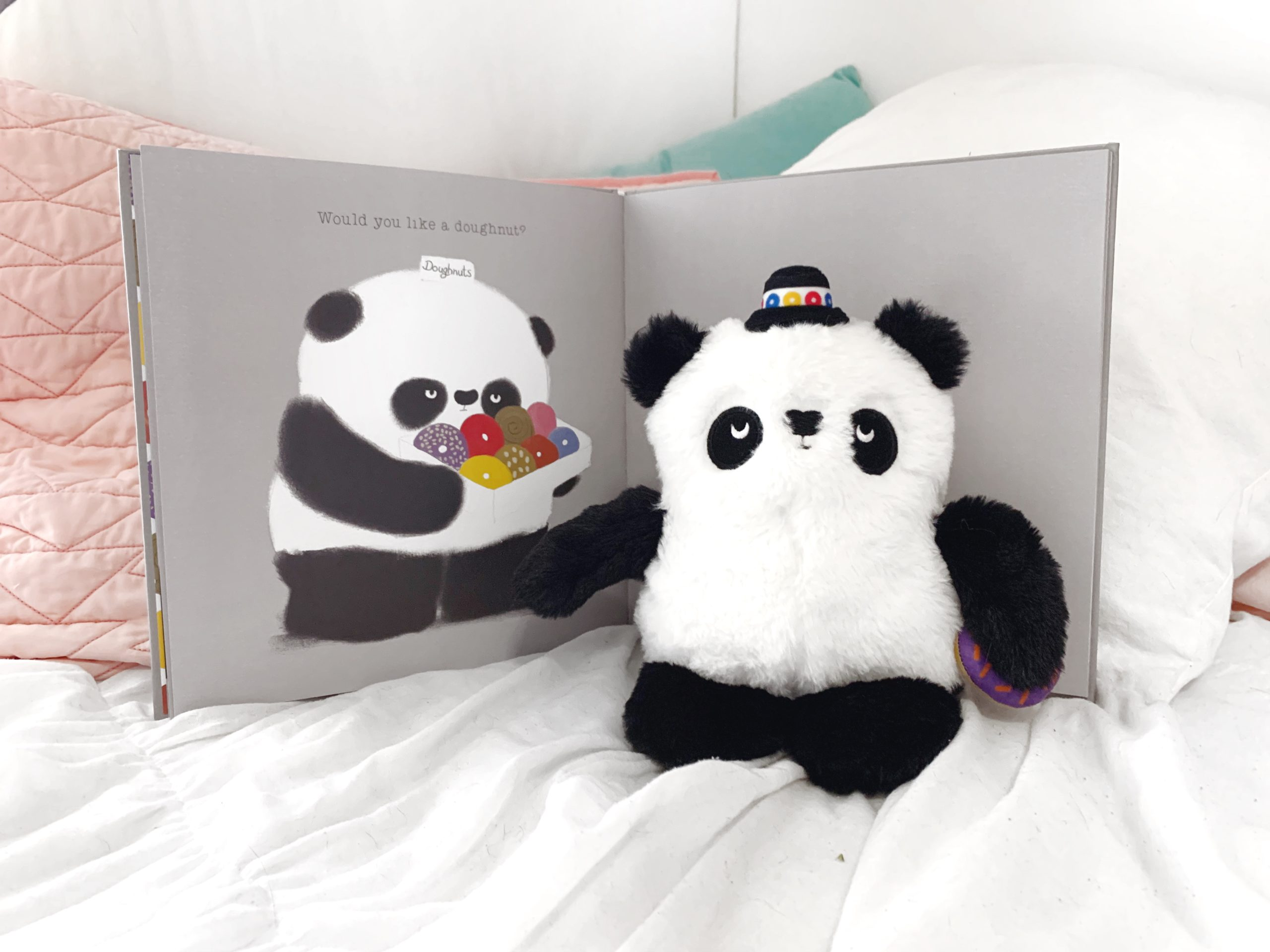 Please Mr Panda Plush Review Drop And Give Me Nerdy