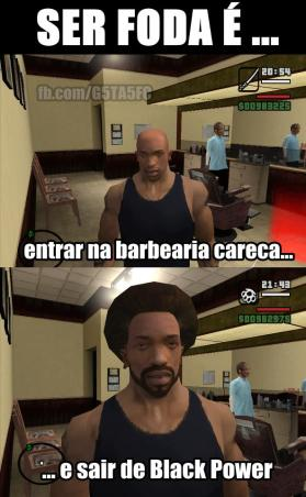 gta san andreas dropando ideias eu e o video game
