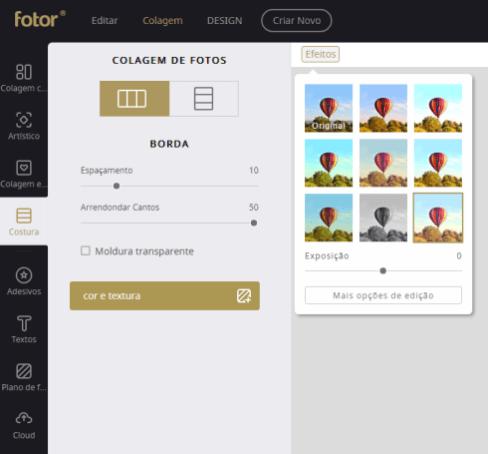 como usar o fotor o editor de imagem perfeito para blogueiras dropando ideias leticinios 5