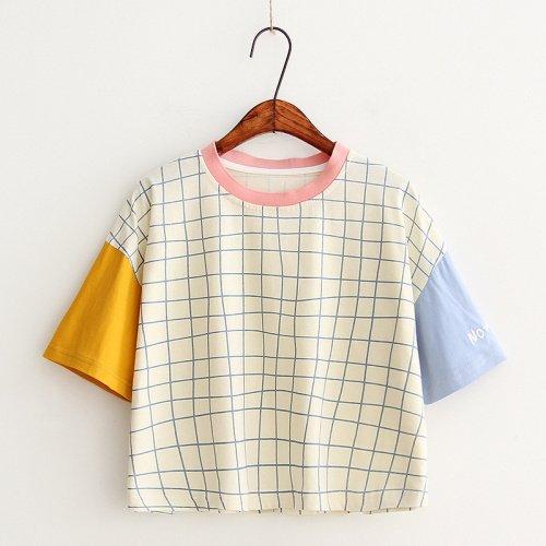 Wishlist as tshirts coreanas mais fofas da internet dropando ideias 11