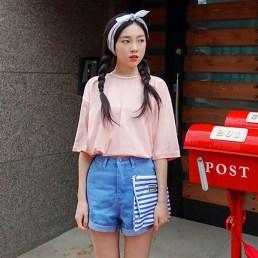 Wishlist as tshirts coreanas mais fofas da internet dropando ideias 4